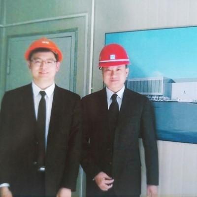 中标武汉天马G6工厂环境监控系统项目