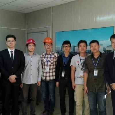 中标厦门天马微电子G6工厂环境监控系统项目