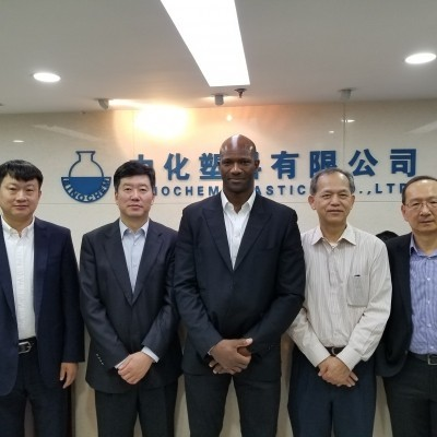 美国XG公司首席运营官访问中国
