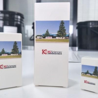 美国XG公司石墨烯纳米微片实验室级别包装规格上线